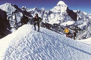 Mera Peak Annapurna Circuit Trek