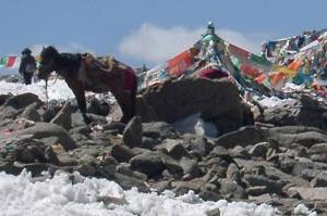 Nepal flag 2 Annapurna Circuit Trek