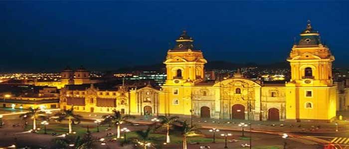 Cathedral Lima Peru