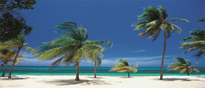 Cuba Gualavacaplaya beach