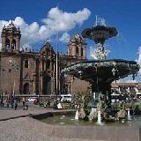 Cuzco plaza peru