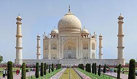 Taj Mahal Golden Triangle