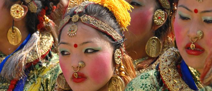 dancing girl india the Taj Rajasthan
