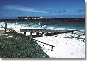 Cape to Cape track beach