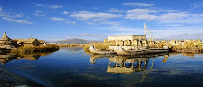 Splendour of South America Lake Titicaca1