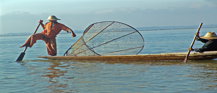 Cycle Burma 14 days Lake Inle