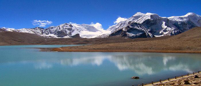 Darjeeling tour himalaya lake image