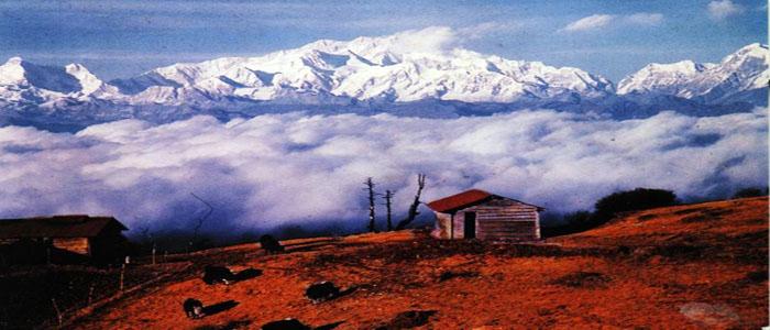 Darjeeling 8 days himalaya hut image