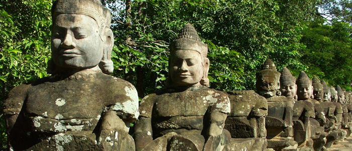 Budhas Cambodia