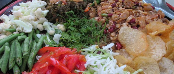 Burma culinary delights