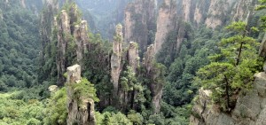 China National Park day 8