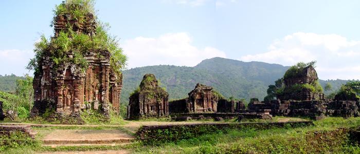 Hoi An Ruins Vietnam