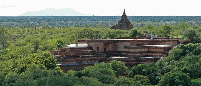 Kyauk gu temple Burma