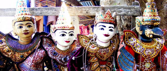 Mandalay Craft Tour Burma