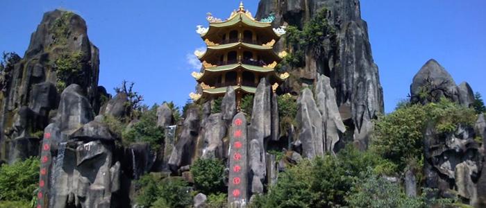 Marble Mountain Danang Vietnam