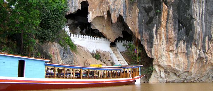 Pak Ou Cave Lao