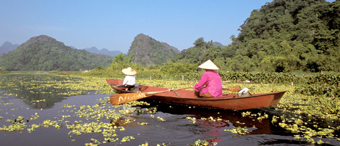 Perfume River Vietnam