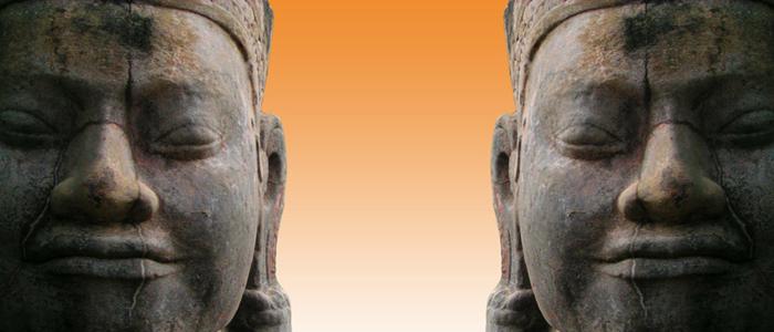 Statues Cambodia
