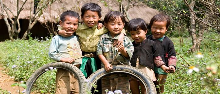 Vietnamese Children