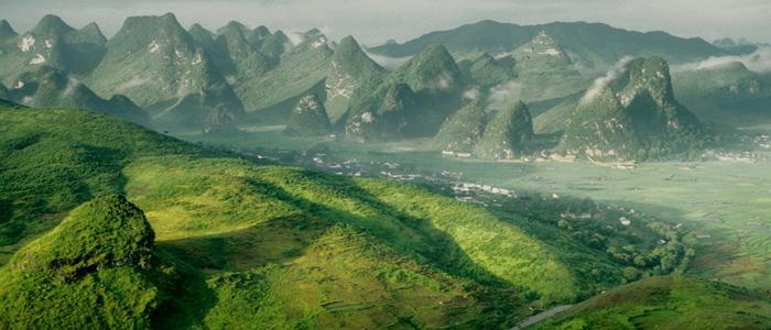 Yangshuo Treking China