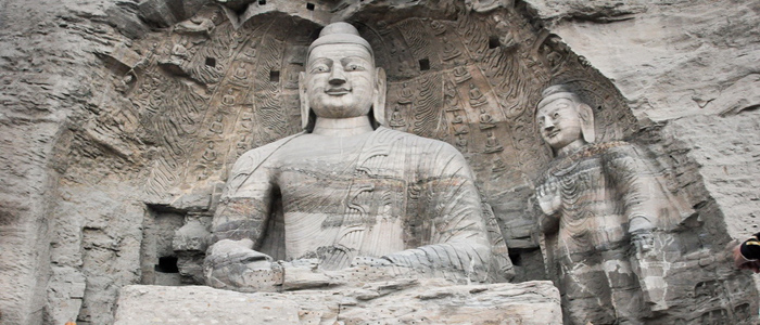 budha shanxi china