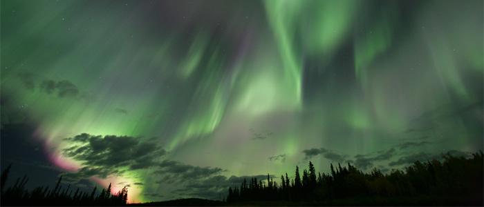 Yukon's Aurora Borealis Aurora Borealis