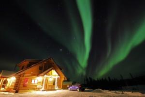 Yukon's Aurora Borealis