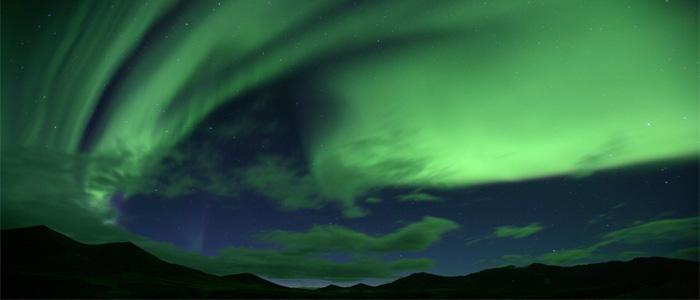 Yukon's Aurora Borealis yukon