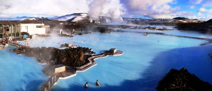 Land of Northern Lights  Blue Lagoon