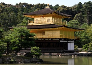 Top things to do Japan Kinkaku-ji