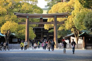 Top things to do Japan Meiji-jingu