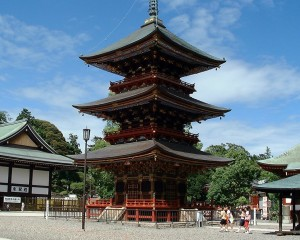 Top things to do Japan Narita-san Shinsho-ji