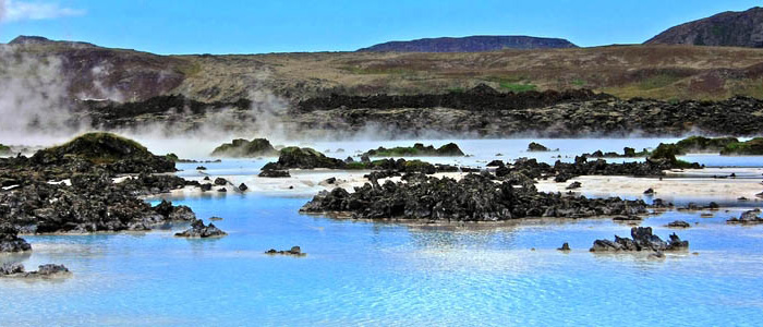 Best of Iceland Tour blue lagoon