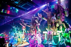 Top things to do Japan robot restaurant