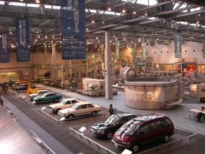 toyota commorative museum