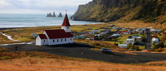 Best of South Iceland Tour vik in south iceland