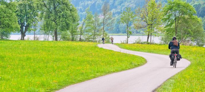 Cycling Germany to Austria 2