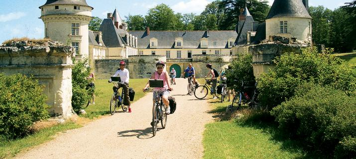 Cycling In France Loire Valley2
