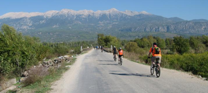 Turkish Backroads and Coastal Towns
