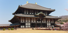Todai-ji_temple_in_Nara