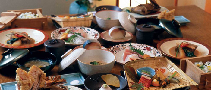 Kyoto to Nara tour dining japan 2
