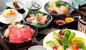 Kumano Kodo Pilgrimage japan food