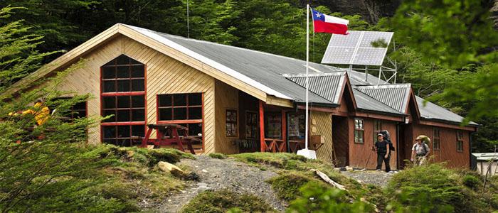 Torres del Paine chileno cabin