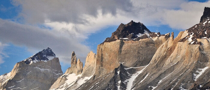 Torres del Paine scenery 2