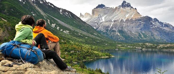 Torres del Paine views