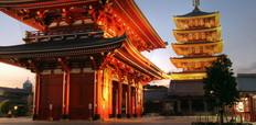 Hozo-mon_gate_and_5_stories_pagoda_of_the_Senso-ji_Temple
