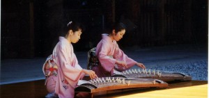 Enlightenment Japan Koto_players