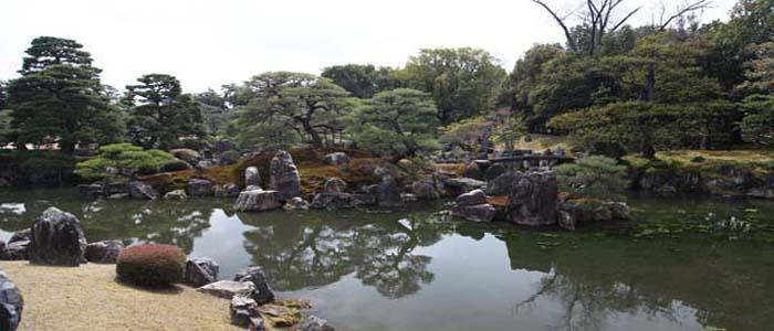 Japan Honeymoon japanese-garden