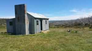 Okeefe's Hut wonderful location bathed in sunshine