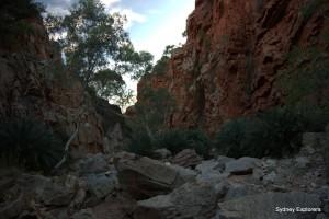 old aboriginal pass Inarlanga